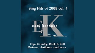 Mountains Instrumental Track With Background Vocals Karaoke In The Style Of Biffy Clyro