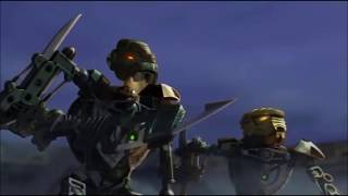 Bionicle: Best Of Toa Matau