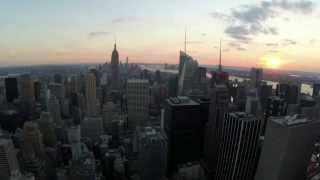 Time Lapse of New York City