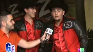 Calibre 50 Video - Calibre 50 Concierto Privado en Tequila Jalisco, entrevista con Charbel Kuri (El Gordo y la Flaca)