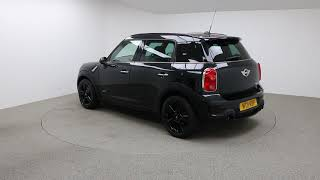 USED MINI COUNTRYMAN 1.6 COOPER S ALL4 5DR 184 BHP