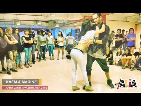 ALIA 2015: Kaem & Marine KizAsOne Demo