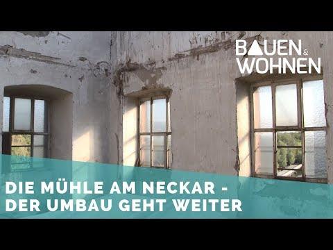 Spannende Einblicke – Eine alte Mühle wird umgebaut