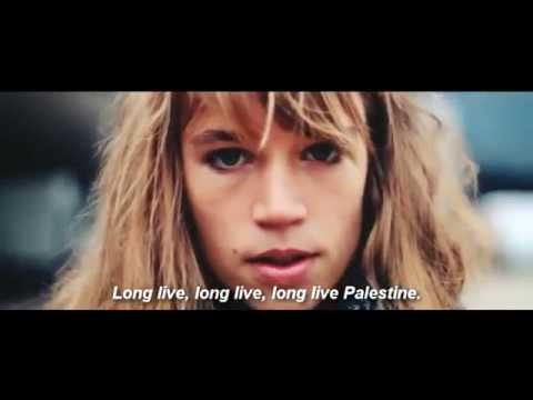 Long live Palestine and crush Zionism - Swedish song with English subtitle