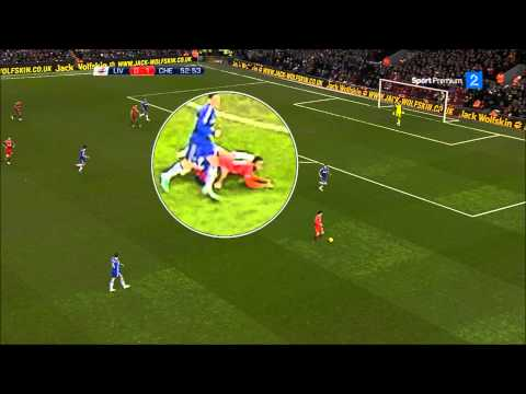 John Terry vs Raheem Sterling What Are They Doing HD