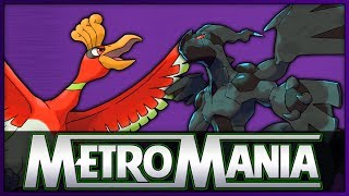 Ho-oh vs Zekrom | MetroMania Season 2 Quarter Final 2 | Legendary Pokémon Metronome Battle