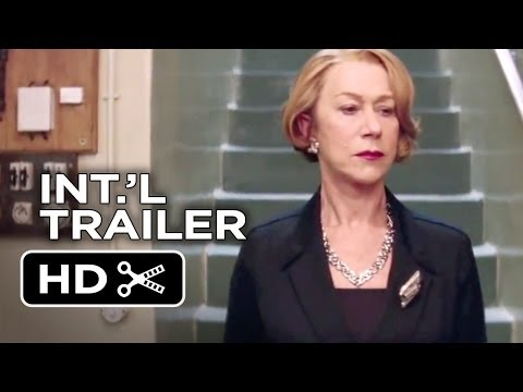 The Hundred-Foot Journey Official UK Trailer #1 (2014) - Helen Mirren Movie HD
