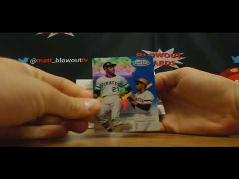 Tom's 2017 Topps Gold Label Baseball Box break