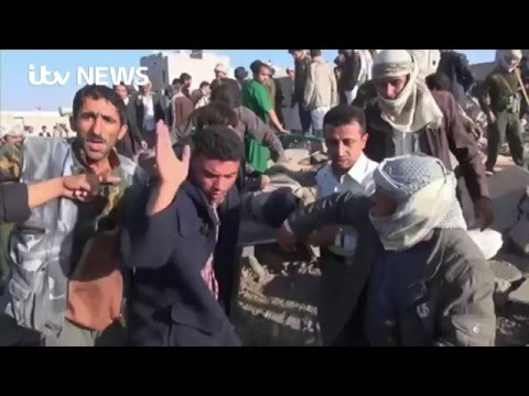 Why Yemen's civil war puts UK arms sales under spotlight