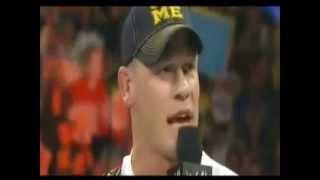John Cena says Sex with chocolate Twice