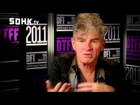 SOHK.TV interviews Christopher Doyle (In The Mood For Love, 2046) Pt. 2
