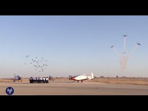 סיום קורס טיס מחזור 170