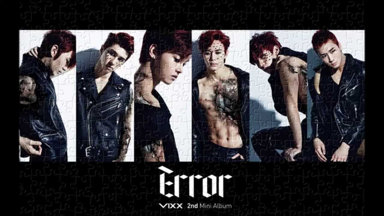 VIXX Error Lip & Dance Ver. MV