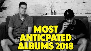 Most ANTICIPATED ALBUMS Of 2018 (Jungle Beats)