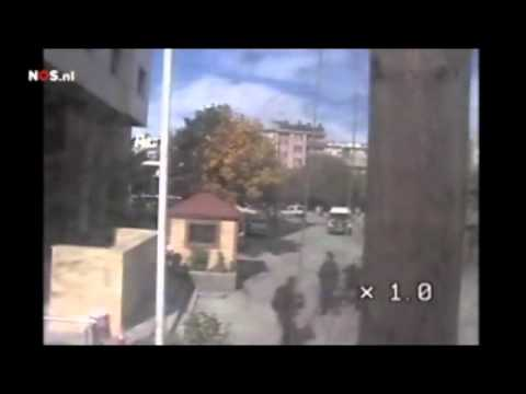Earthquake in Turkey caught on tape!