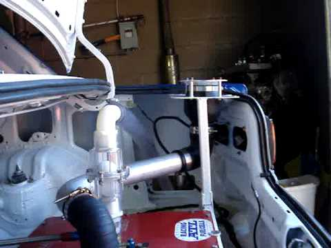 First Fill On Ita Civic Ex 22 Gallon Fuel Cell Youtube
