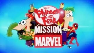 Download Phineas and Ferb: Mission Marvel (Official Trailer) 3Gp Mp4