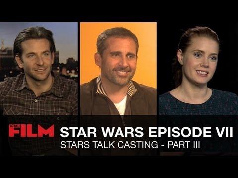 Star Wars Episode 7: Movie Stars Talk - Part 3