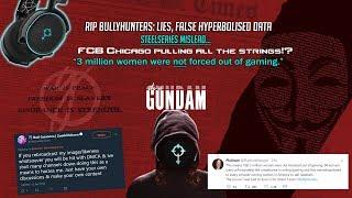 RIP Bullyhunters: lies, False Hyperbolised Data, SteelSeries mislead & FCB