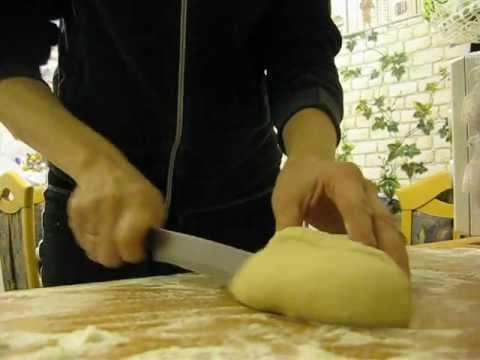 Как лепить пельмени руками (наш вариант) Tortellini