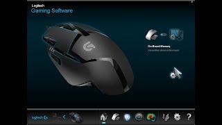 Logitech Gaming Software 9.02
