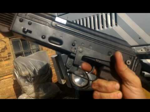 Бойцы 54 ОМБр сами  усовершенствуют оружие в условиях АТО