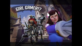 """A Day in the Life of a """"Gamer Girl"""""""
