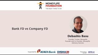 Bank FD vs Company FD
