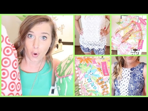 Ebay Lilly Pulitzer Dresses Target Lilly Pulitzer for Target Haul