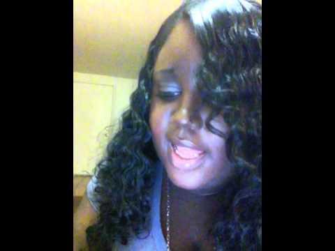 Wet n Wavy Human Hair. Sew In Weave