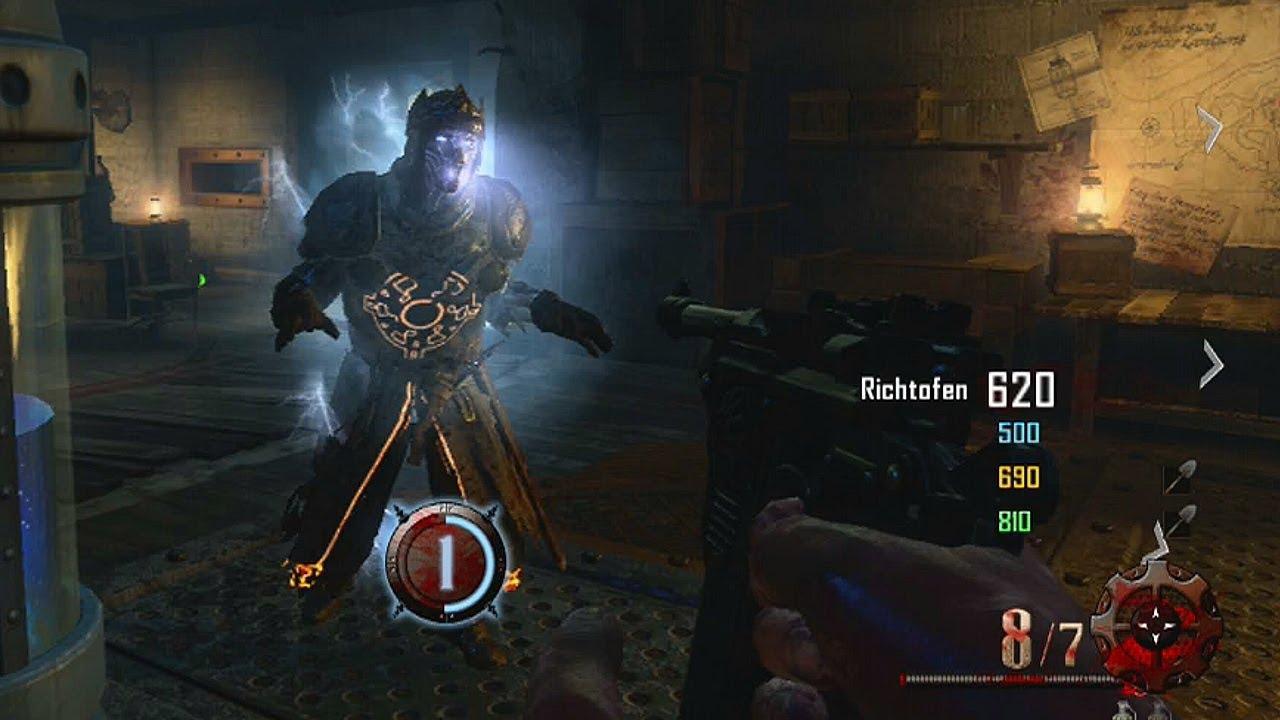 Origins Zombies Gameplay Black Ops 2 Apocalypse Map Pack