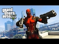 DEADPOOL!! (GTA 5 Mods) thumbnail