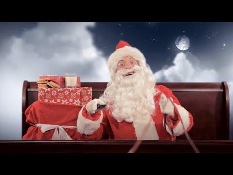 Ziemassvētku vecīša Googles lietošanas padomi repa dziesmā