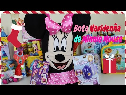 media sorpresas de mini mouse en fomix
