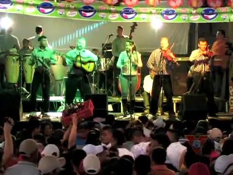 Sonora Carnaval en Festival Campirano de Chanchonas 2010, San Miguel El Salvador