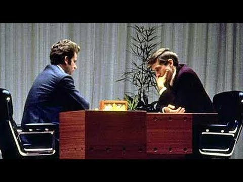 Game 6: Fischer vs Spassky - 1972 World Chess Championship