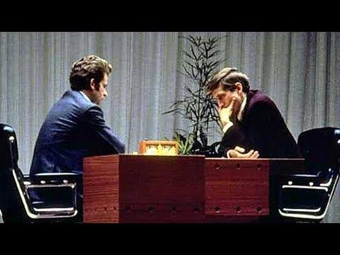 0 - Chess Video | Game 6: Fischer vs Spassky - 1972 World Chess Championship - Chess & Mind Games