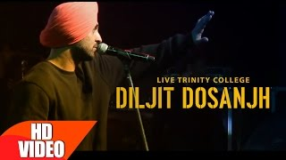 Diljit Dosanjh | Dashing Sardar | Diljit Dosanjh Live  | Speed Records