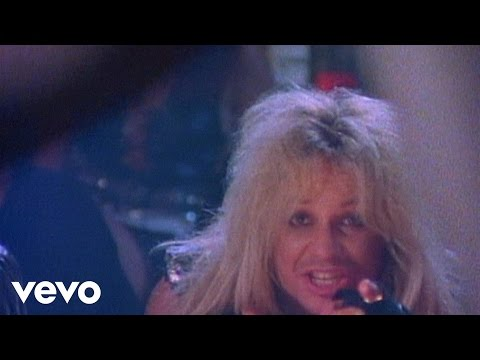 Motley Crue - Give It Up