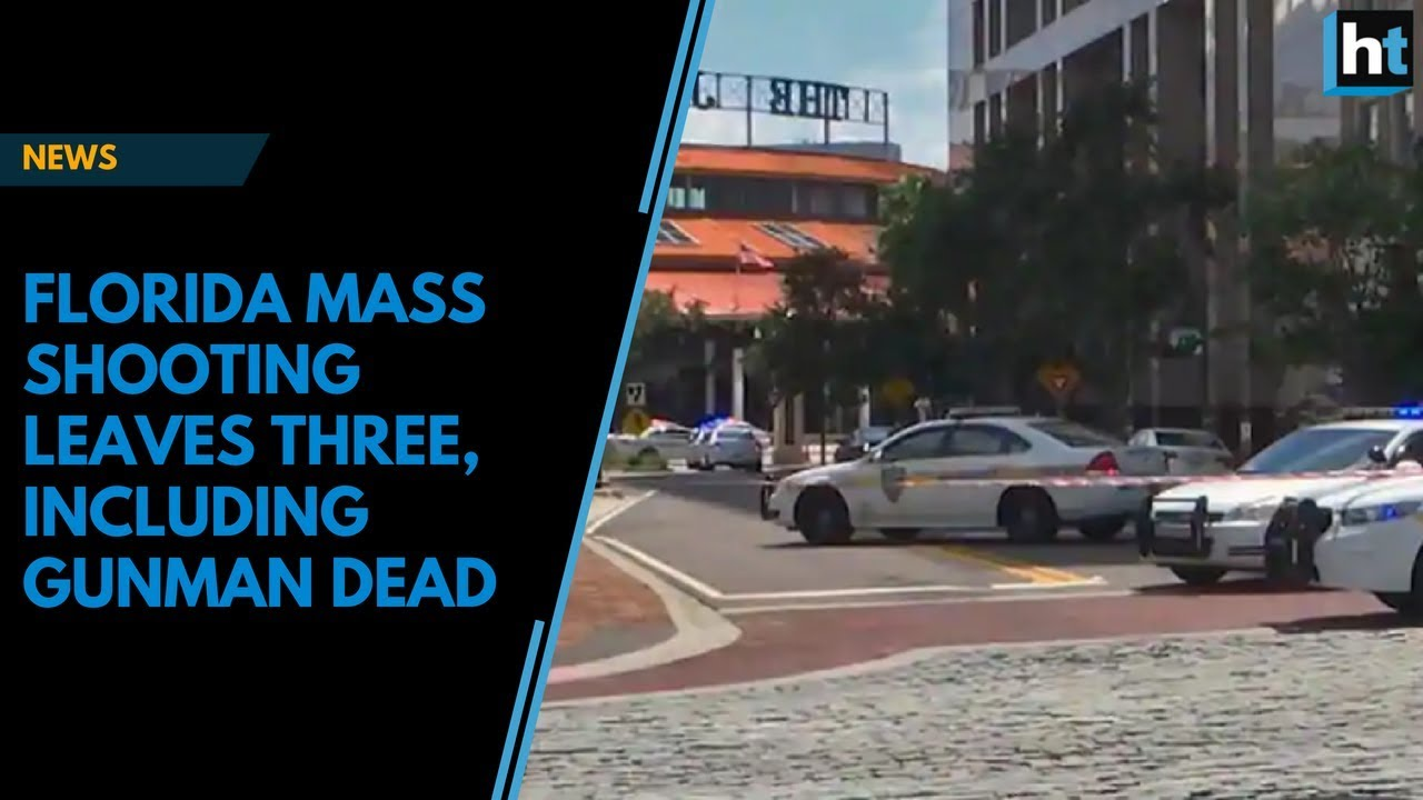 Mass shooting at Florida video game tournament leaves three, including gunman dead