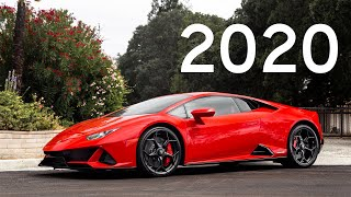 Lamborghini Huracan Evo (2020) - Pleasant Surprises & Secrets