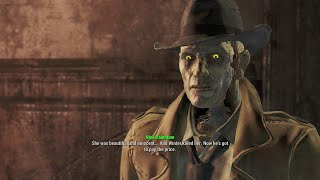 Fallout 4 - Eddie Winter Saga (Valentine Side Mission)