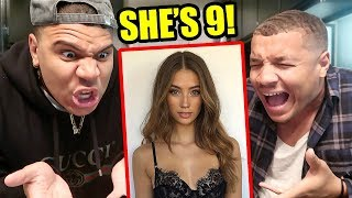 GUESS HER AGE CHALLENGE!! (IMPOSSIBLE)