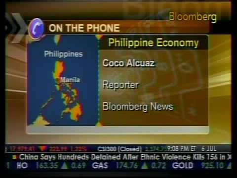 Speculation On The Health Philippine President - Bloomberg