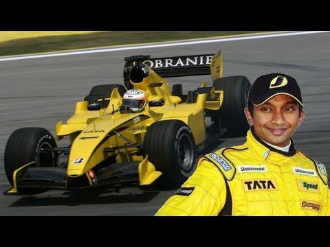 EXTREME F1 2005 (rF1) - NARAIN KARTHIKEYAN CHALLENGE!