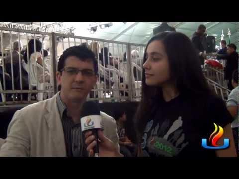 UMADEB 2012 - Dia 20-02 - Entrevista Roberto Marinho