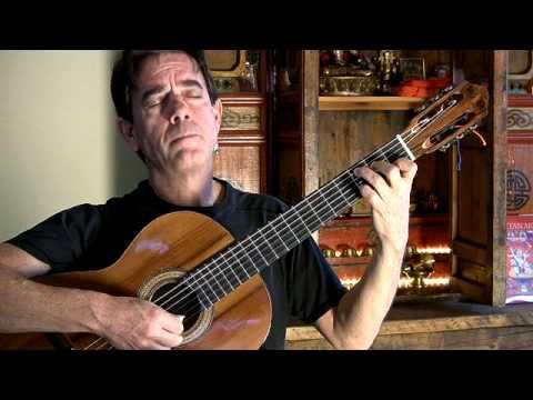 Granada - Albeniz - Classical Guitar- Michael Chapdelaine