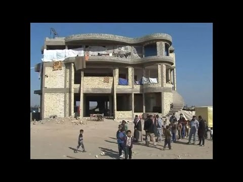 In Iraq, Anbar residents take refuge in Ramadi to flee IS
