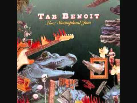 Tab Benoit- Moon coming Over the Hill