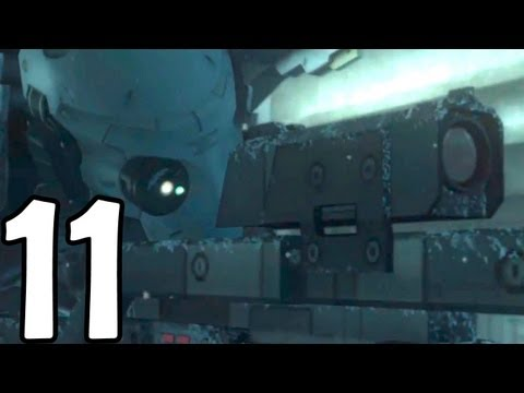 Metal Gear Solid 4 - The Movie -11- Crying Wolf video